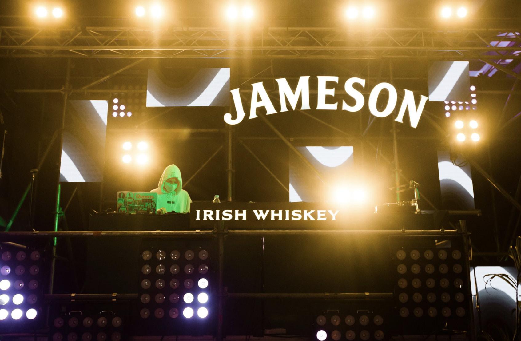 Вечеринка Jameson Irishhood лайнап