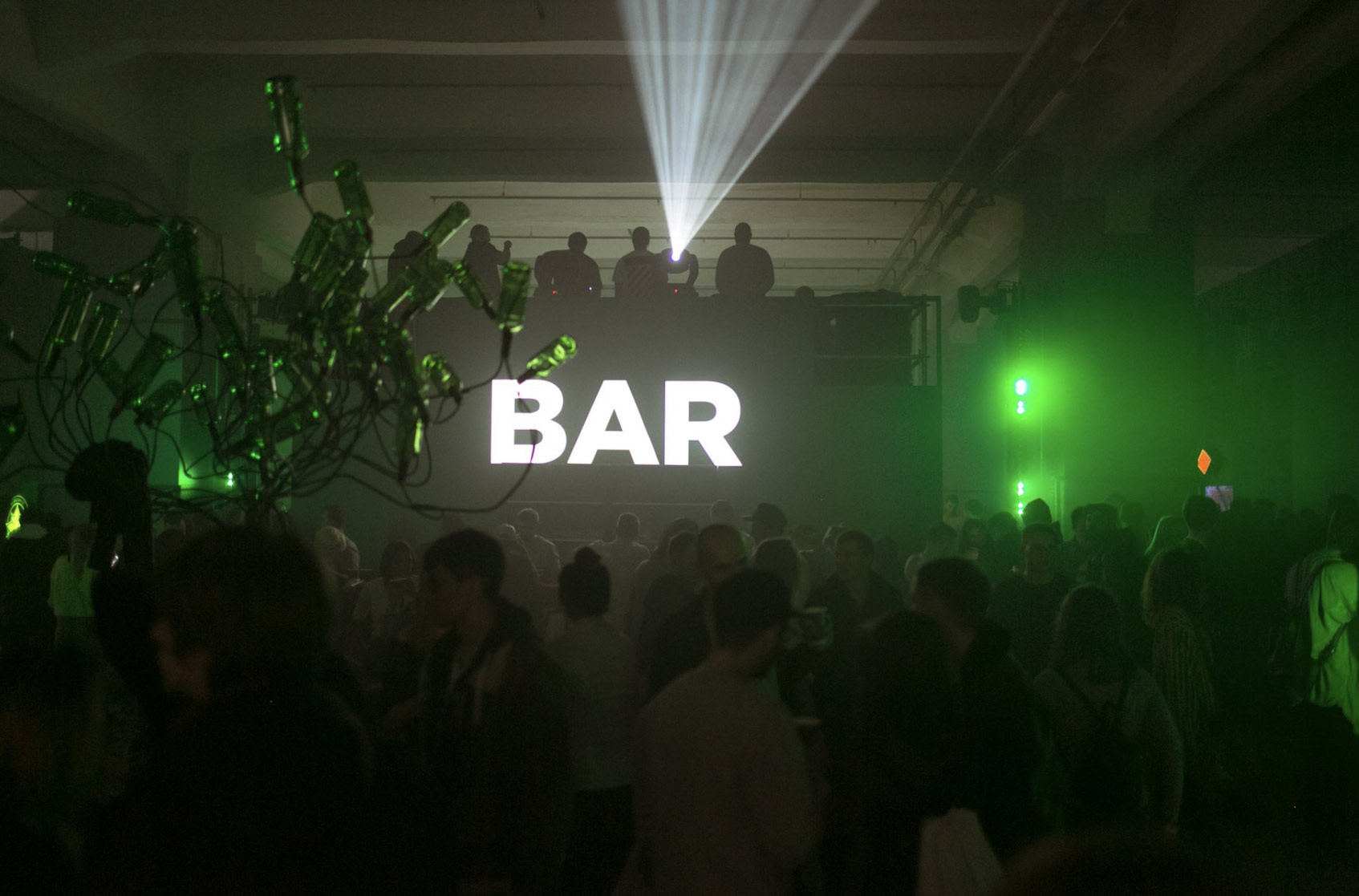 Jameson Irishhood в Петербурге клуб Blank