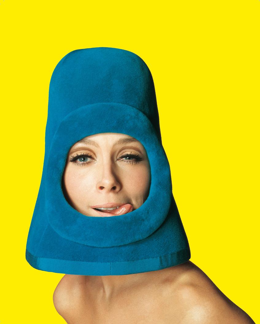 Жана-Даниэля Лорье фотографии для Vogue