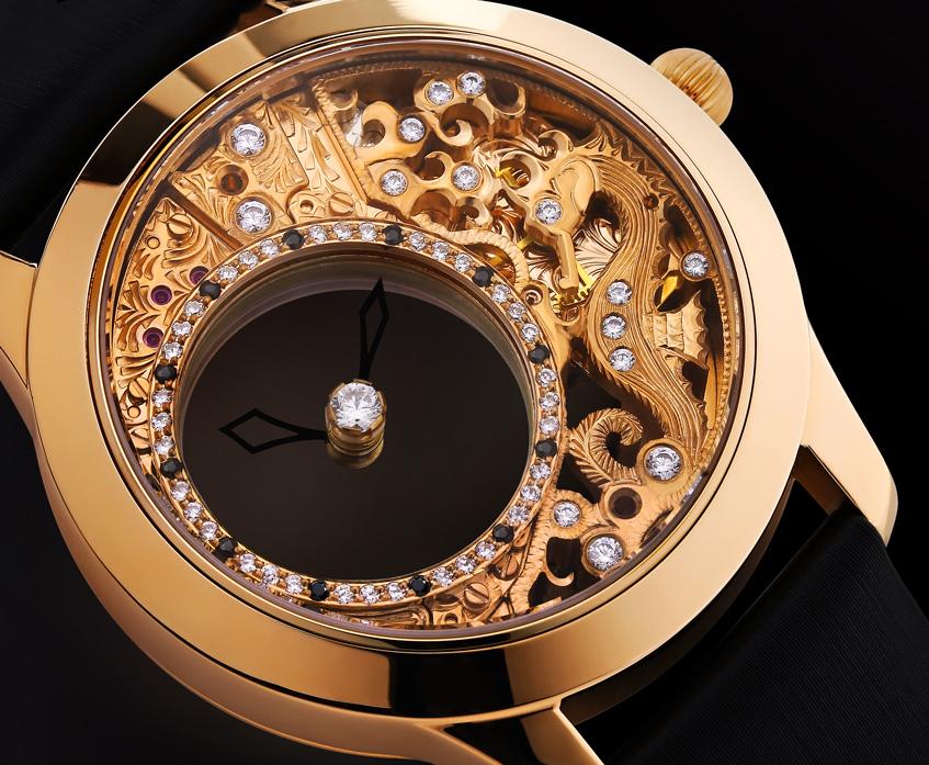 часы Ника с бриллиантами