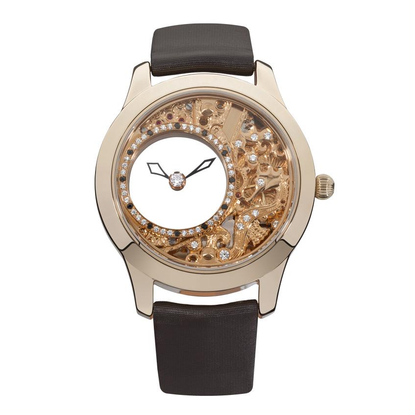 часы Ника золотые