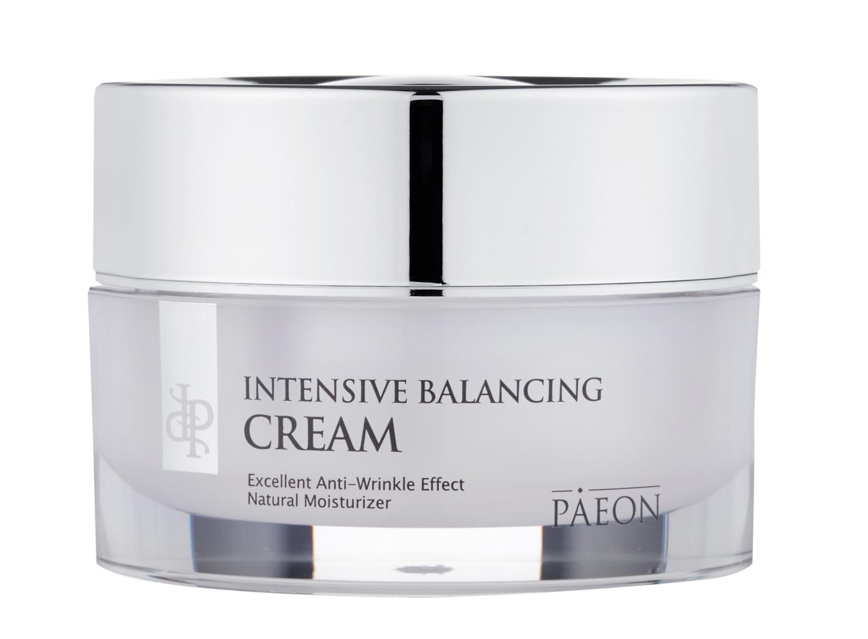 увлажняющий крем Paenon Intensive Balancing Сream