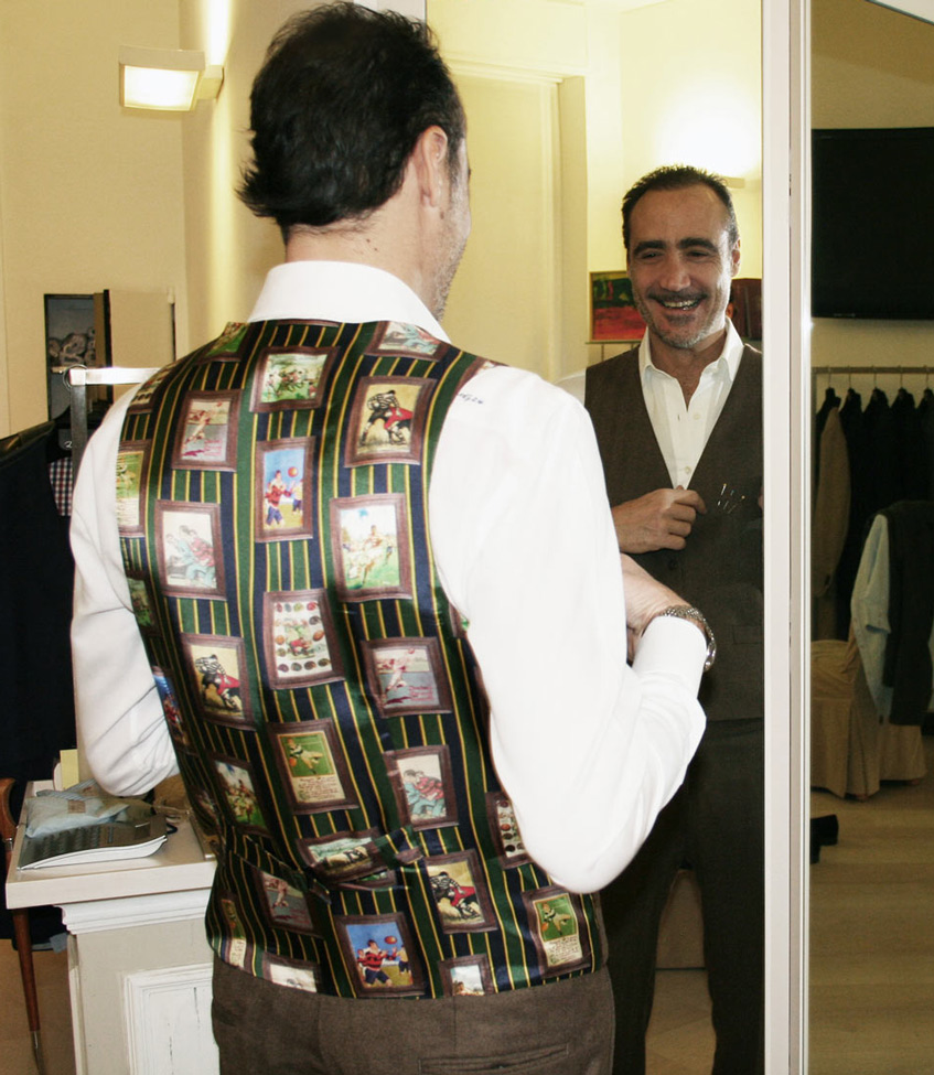 Duca Sartoria цена пиджака