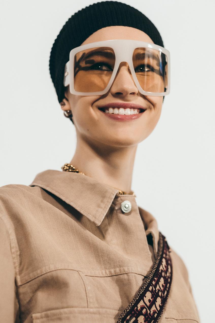 очки маска Dior