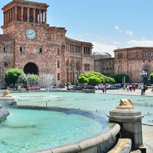 Армения самые красивые места