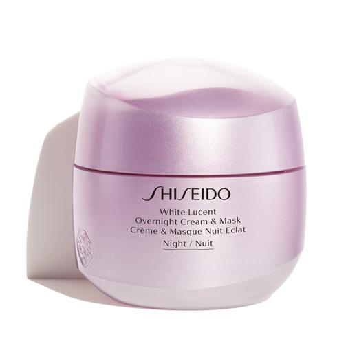 Shiseido White Lucent против пигментных пятен