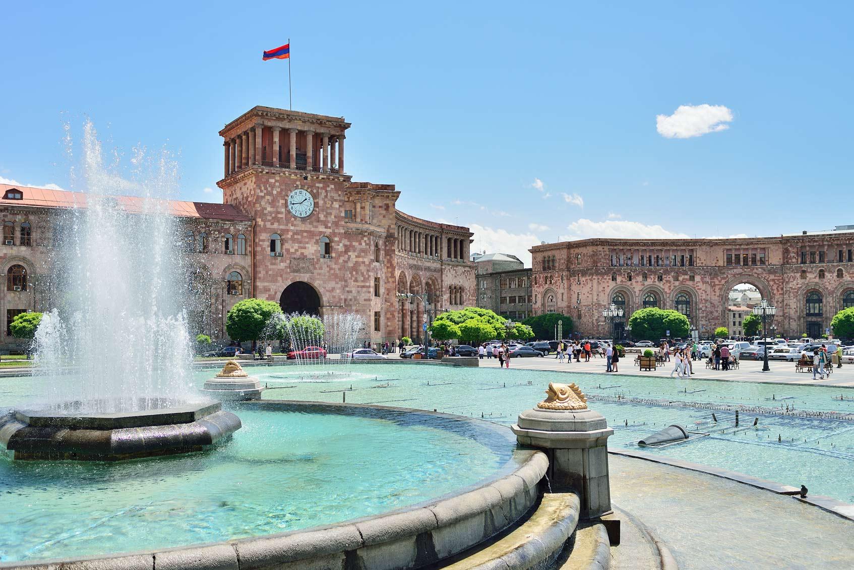 Армения каучсерфинг