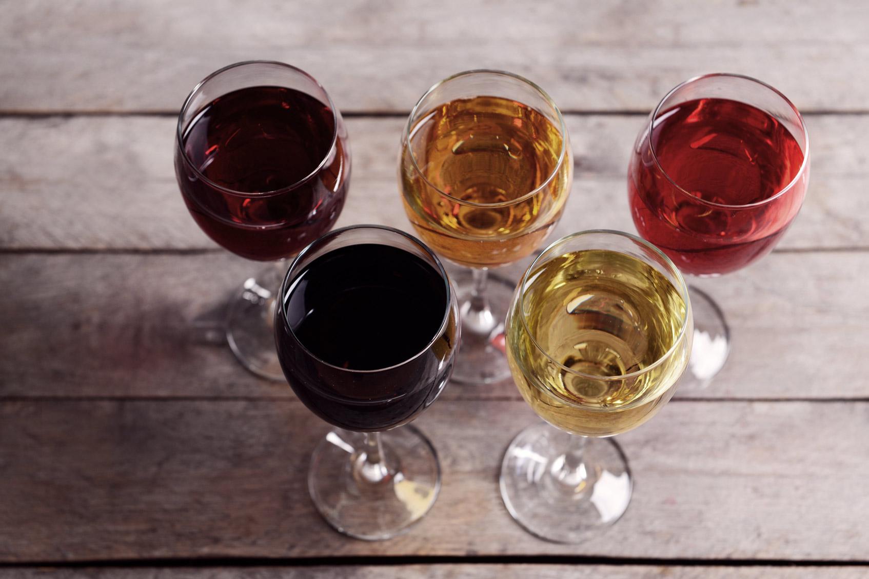 лучшее грузинское вино