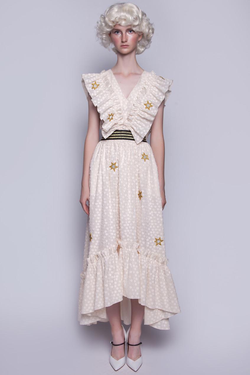 длинное платье Катя Добрякова
