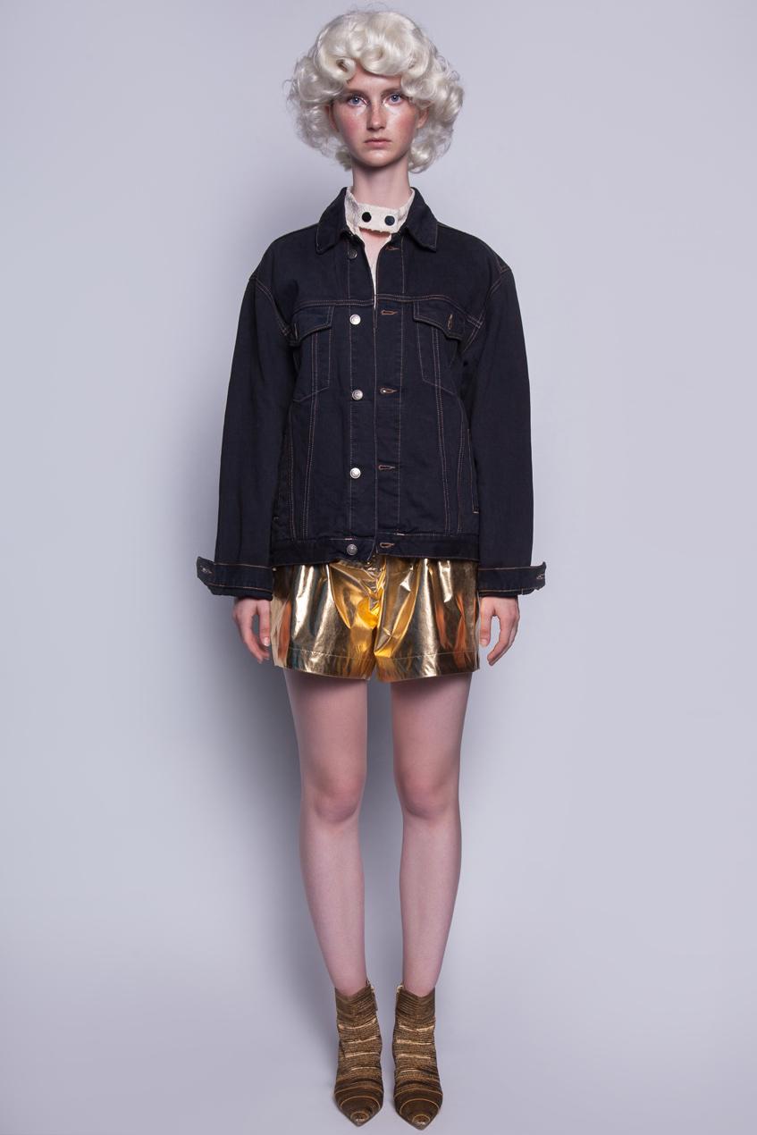 джинсовая куртка Катя Добрякова
