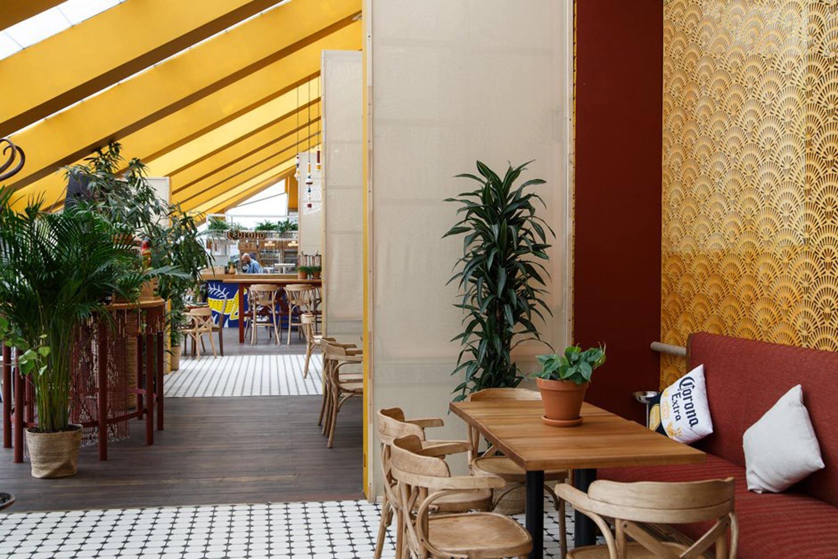 мексиканский ресторан Casa Corona