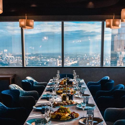 Ресторан 360 панорамный вид