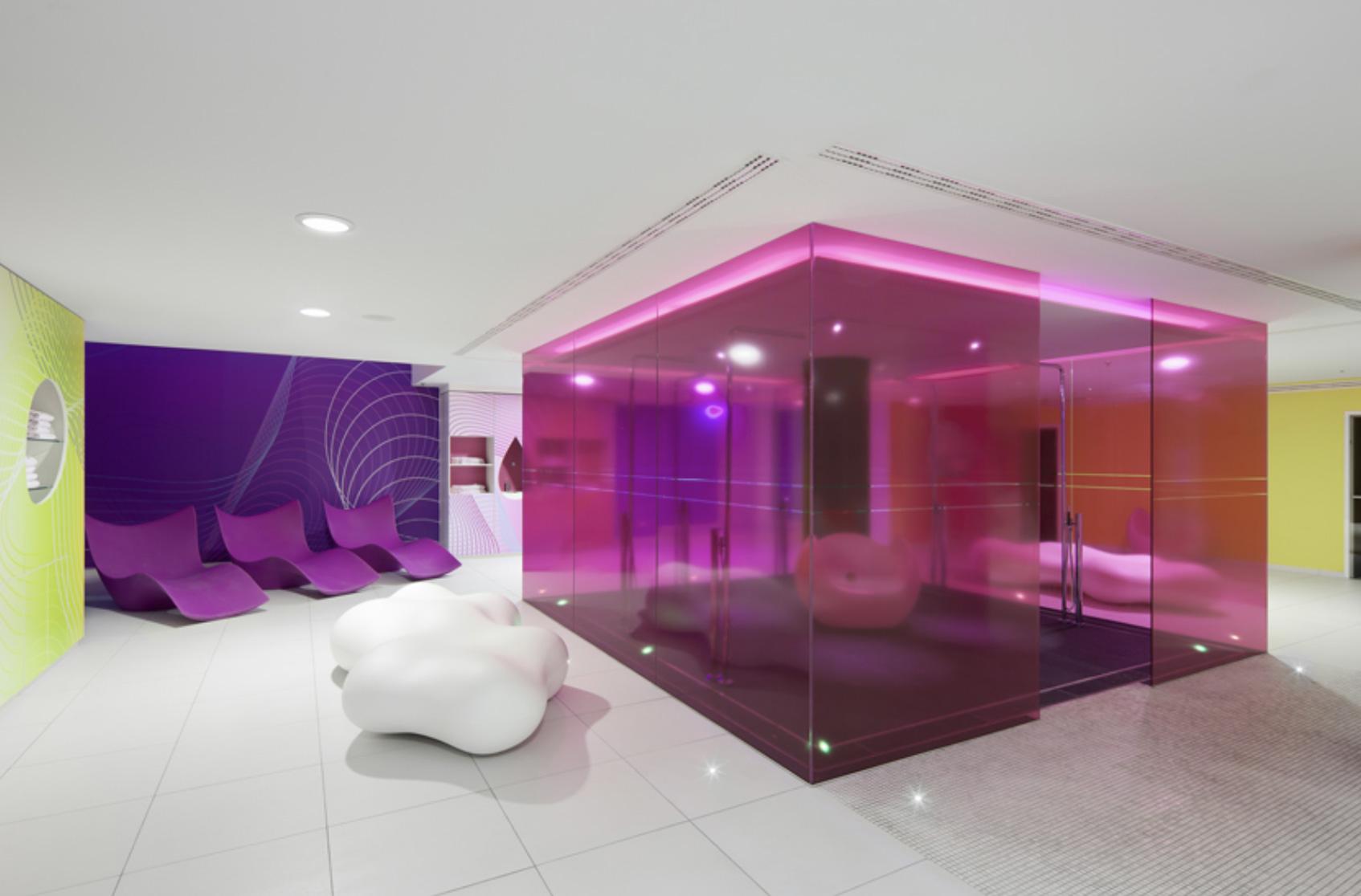 молодежные дизайн отели Берлин