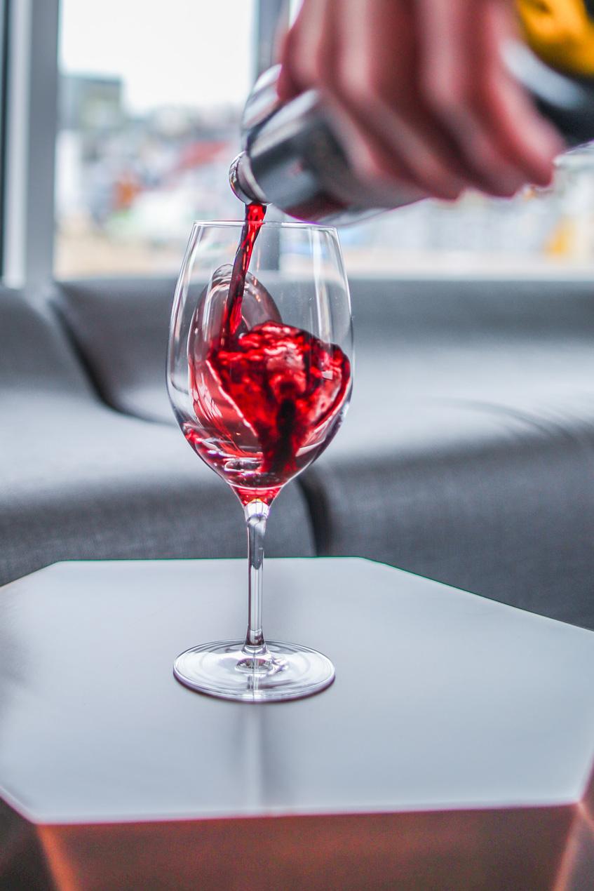 как выбрать бокал для красного вина