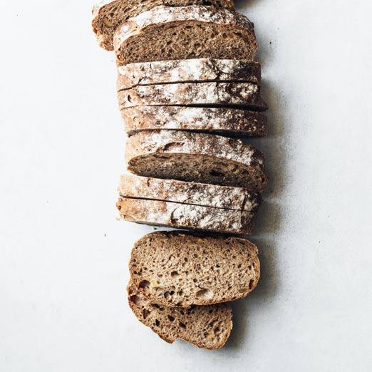 свежий хлеб Хлеб Насущный Главхлеб