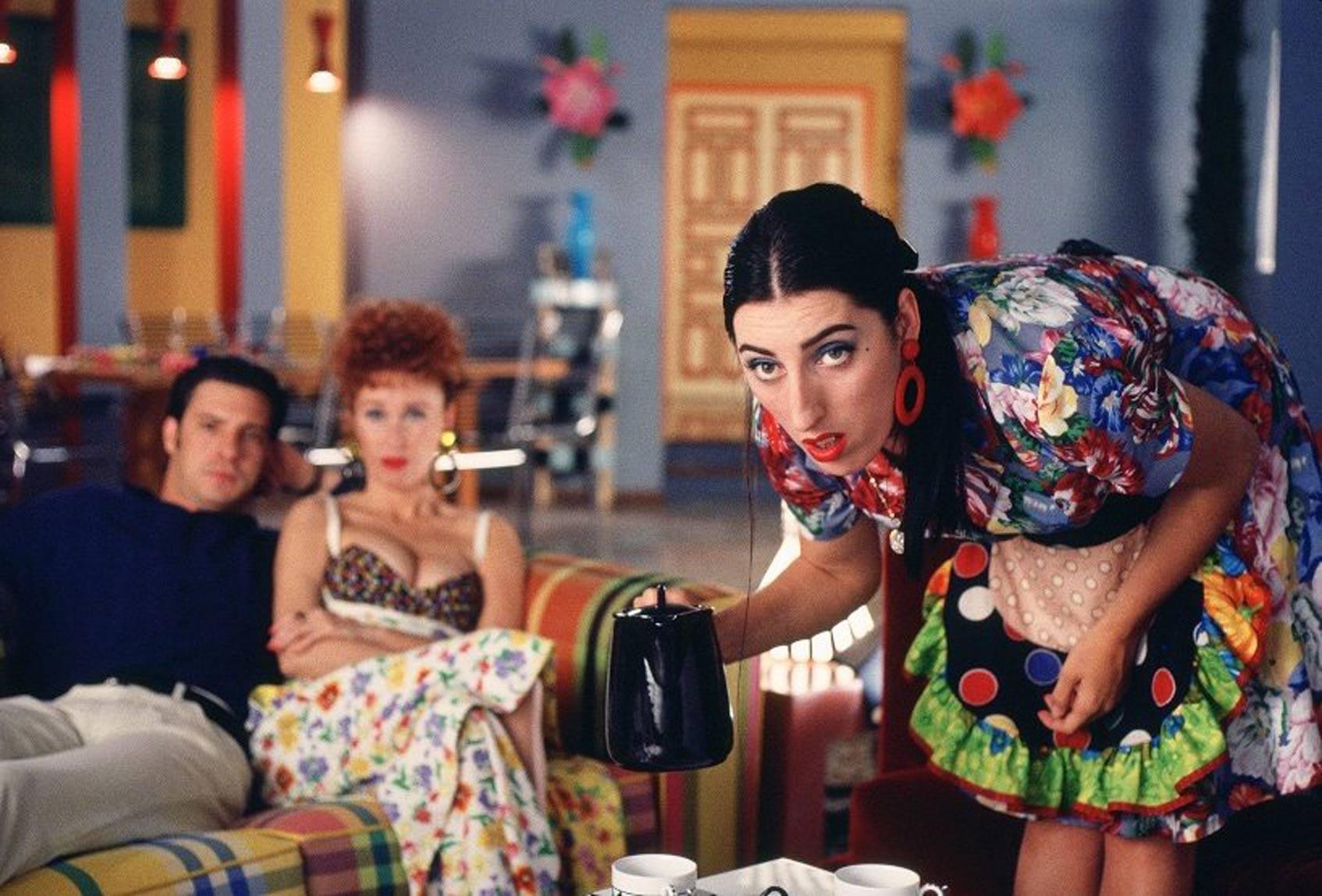Джанни Версаче мода 90-х