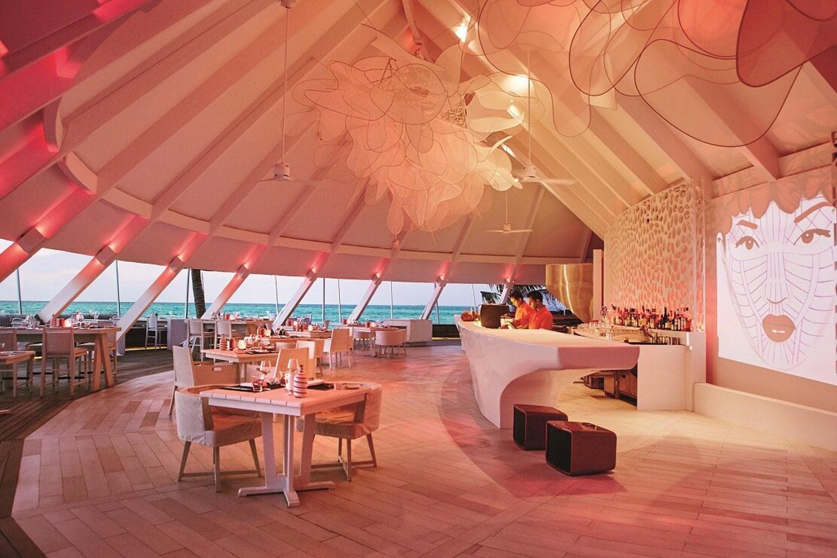 отель LUX* South Ari Atoll Мальдивы