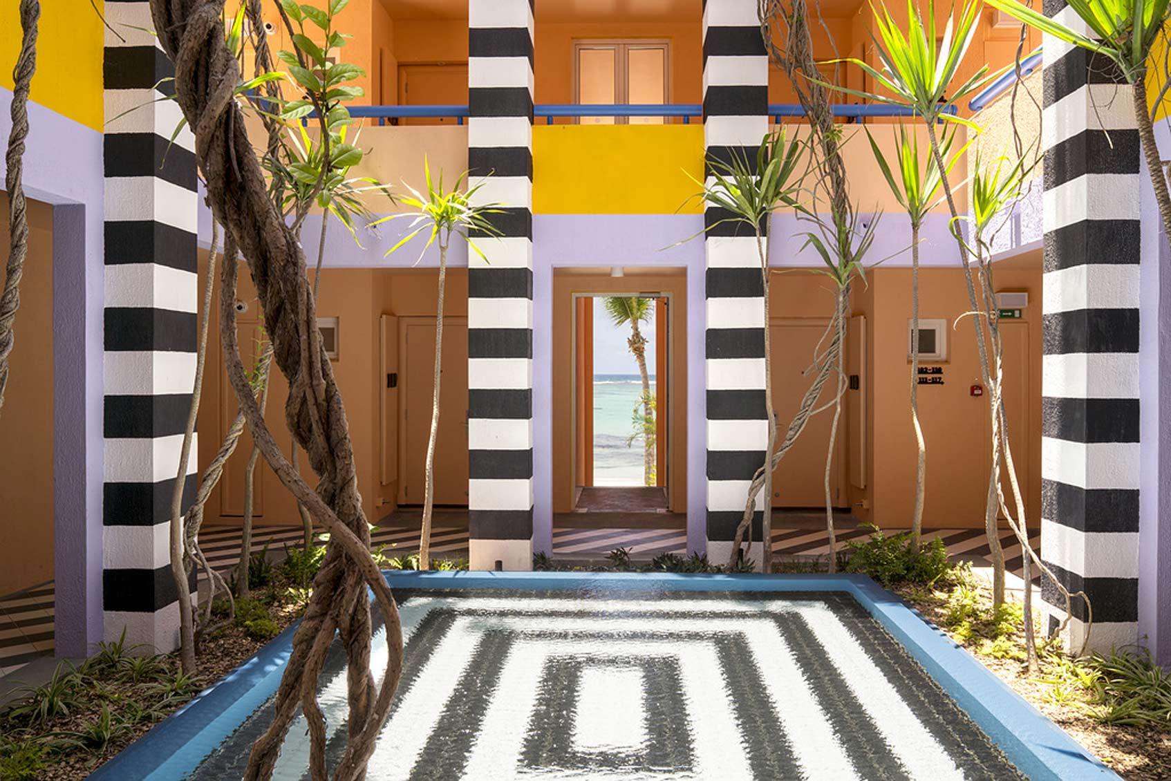 отель salt Маврикий