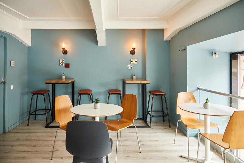 кофейня дизайн интерьер