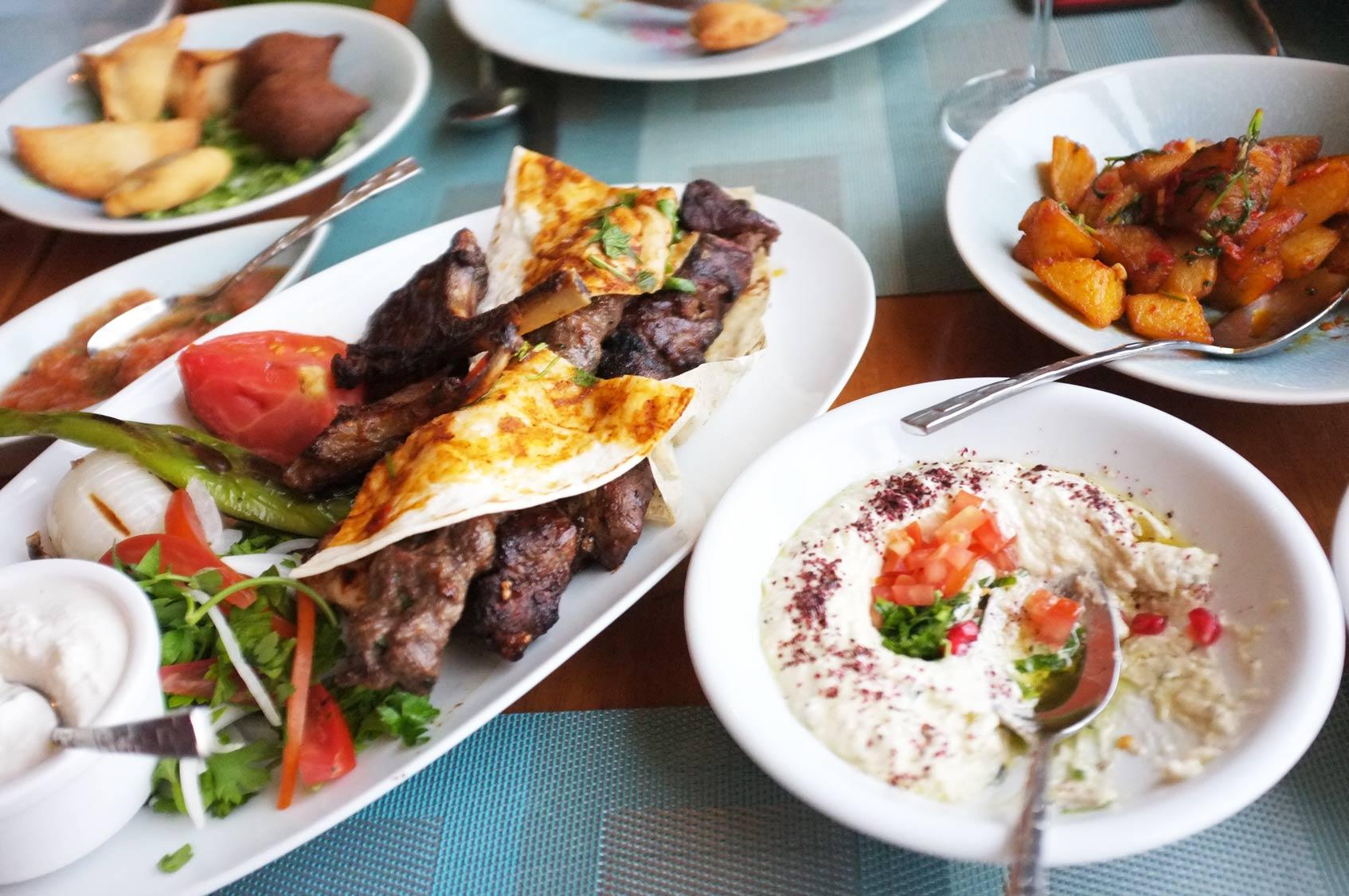 Катар, Доха лучшие рестораны