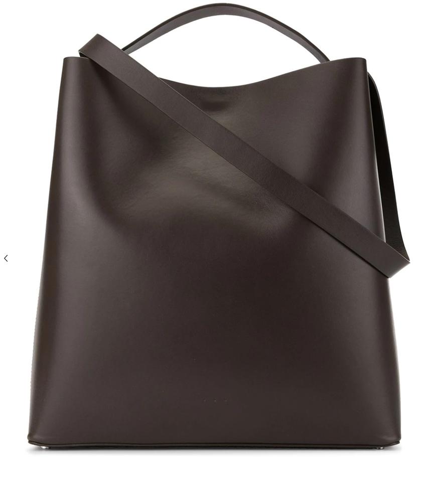 большая черная сумка Aesther Ekme