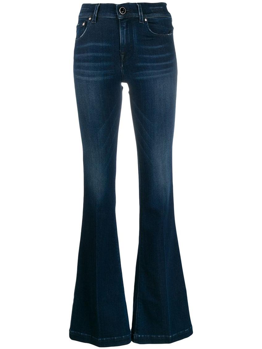 джинсы клеш Jacob Cohen