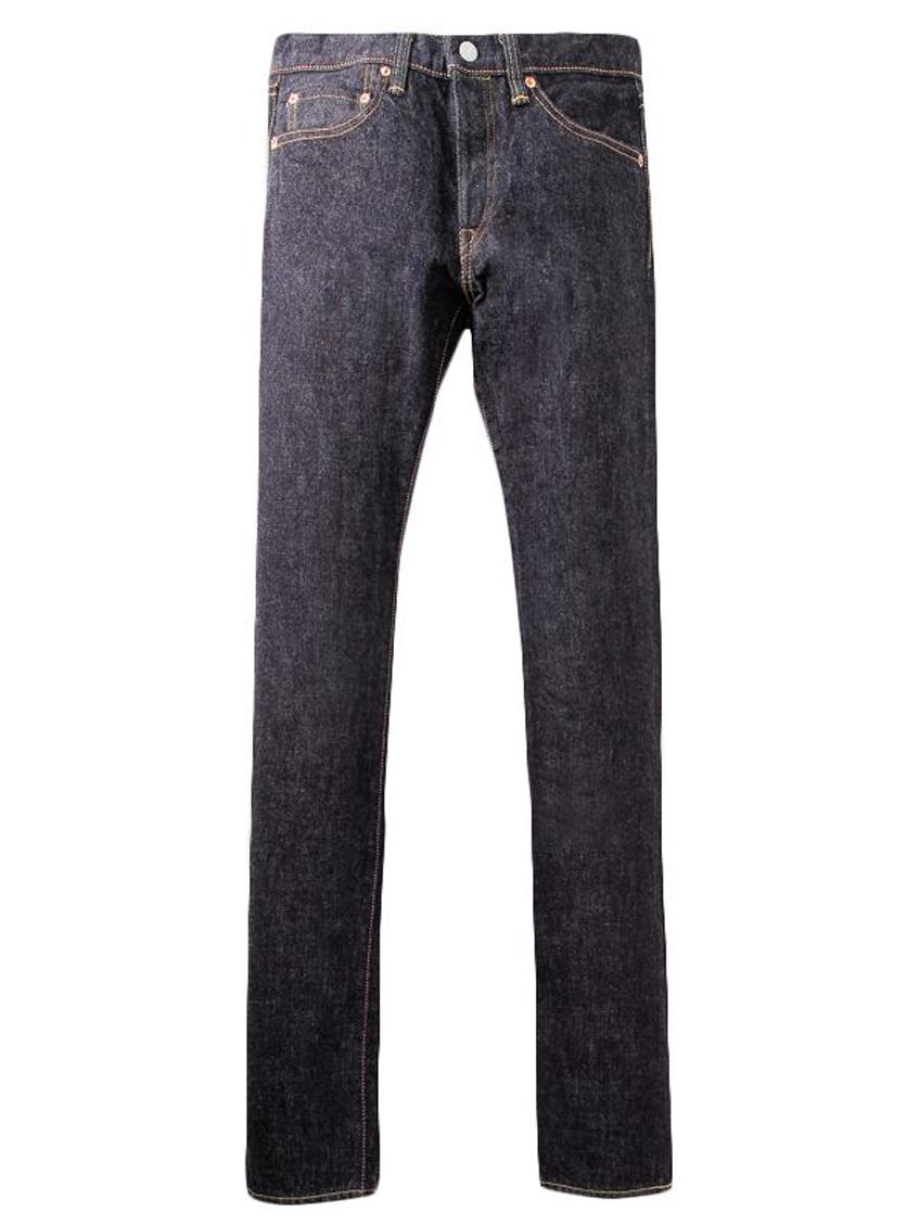 джинсы мужские серые Universal Works