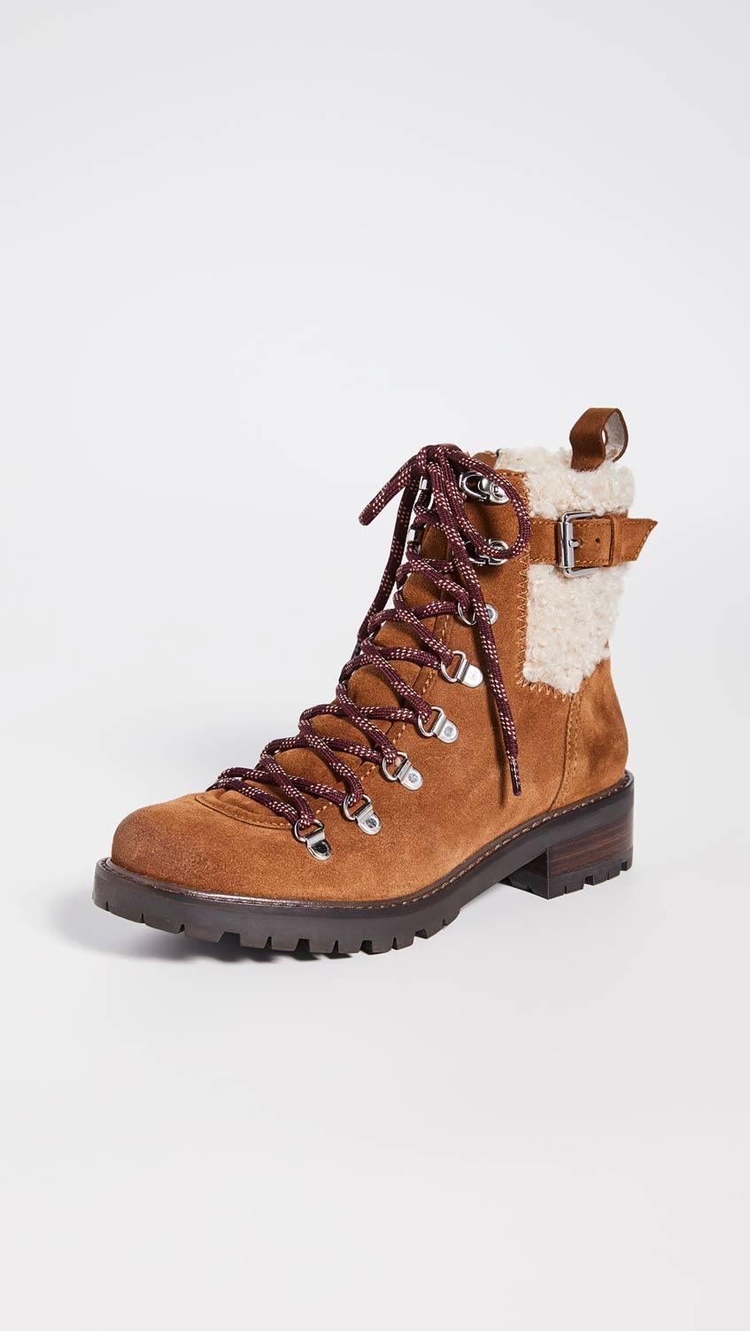 зимние ботинки Sam Edelman