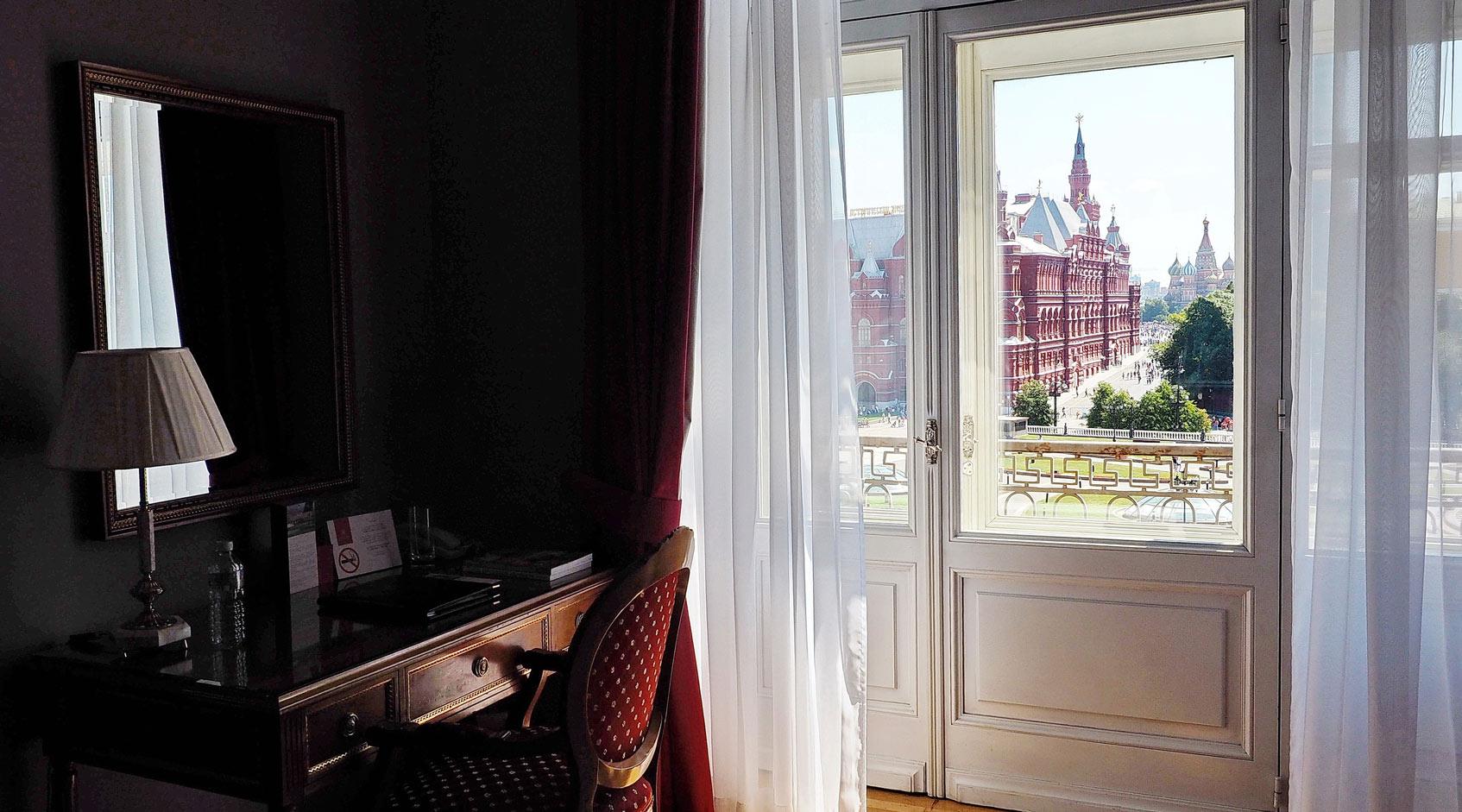 Москва необычные места