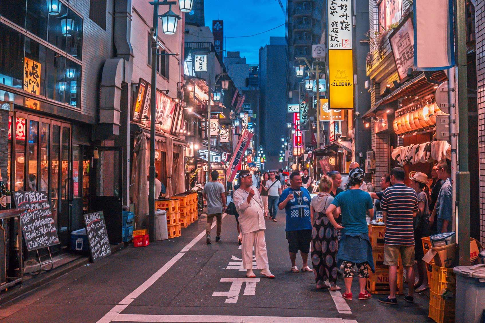 японский ресторан изакая суши