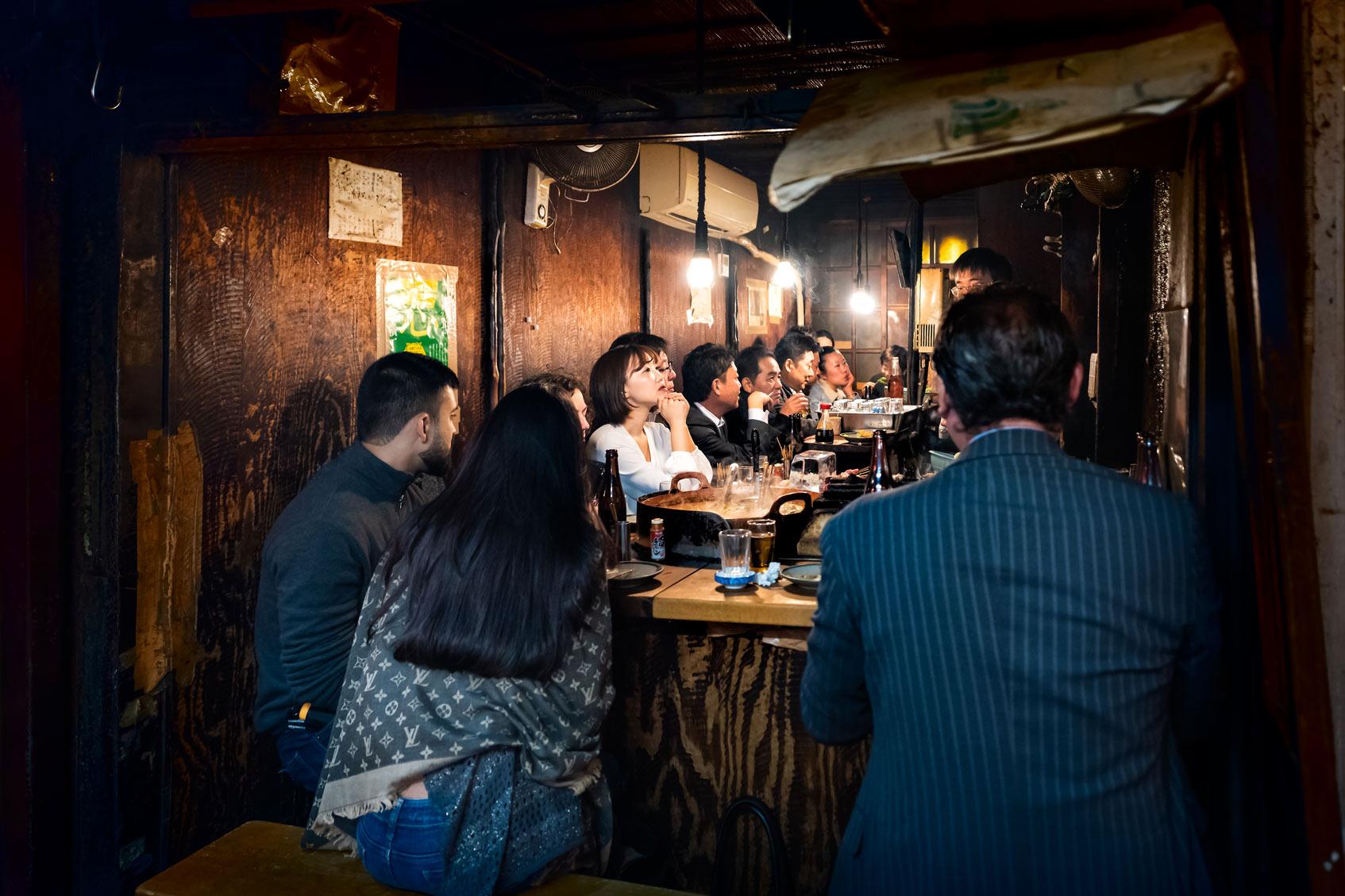 Токио изакая ресторан