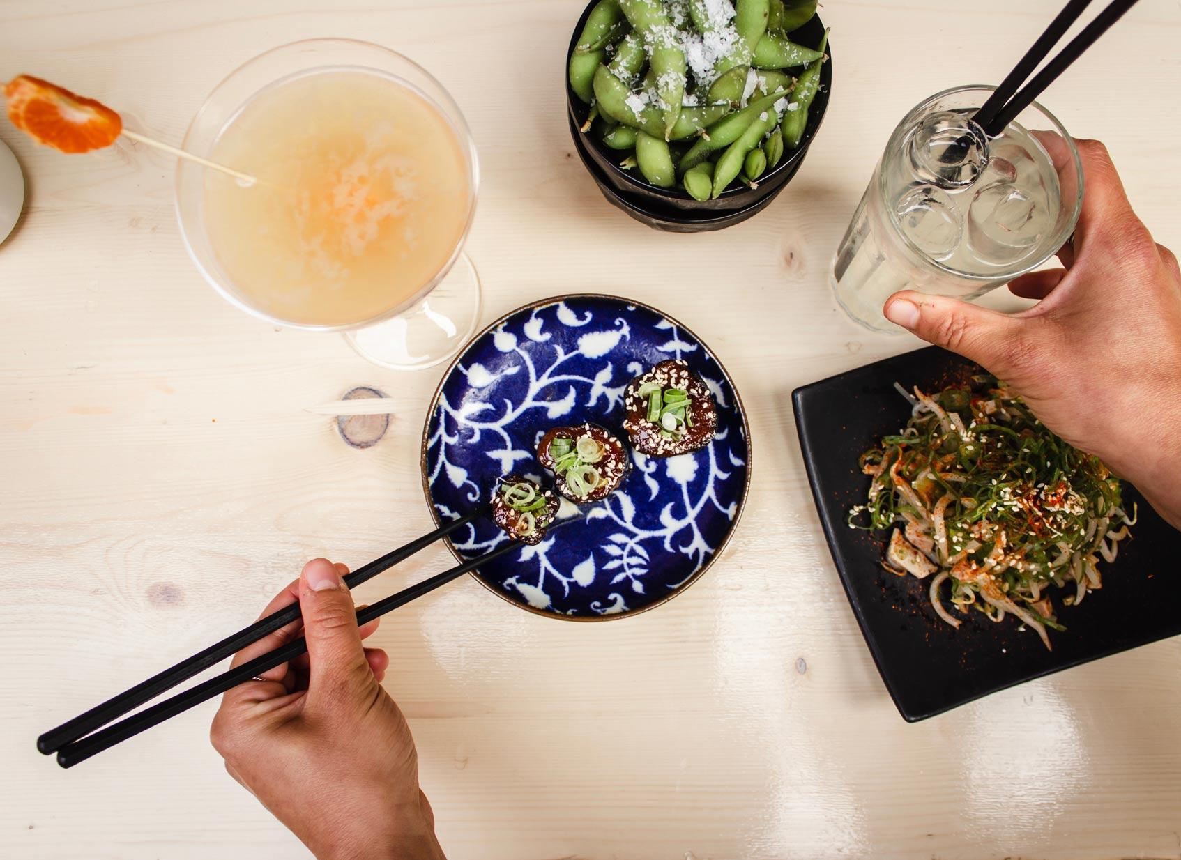 японский ресторан москва