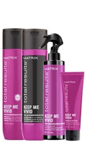 Keep Me Vivid Matrix уход за волосами