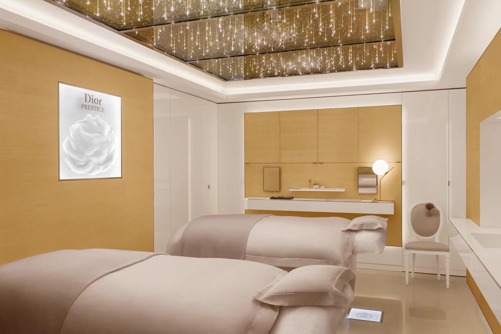 спа отель Париж