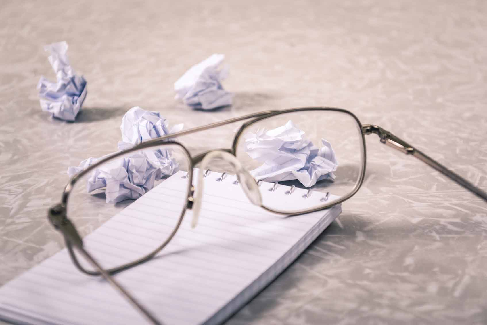 творческий процесс блоггер