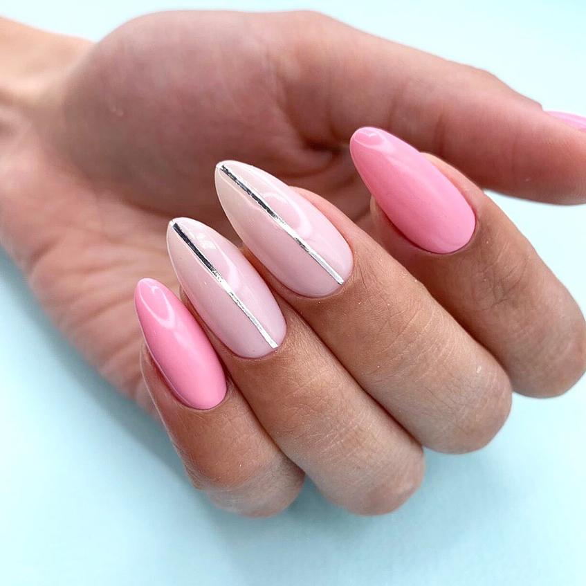 дизайн ногтей геометрические узоры