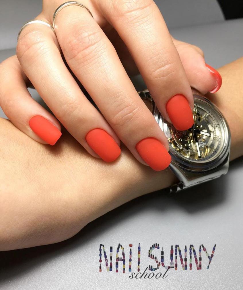маникюр nail sunny
