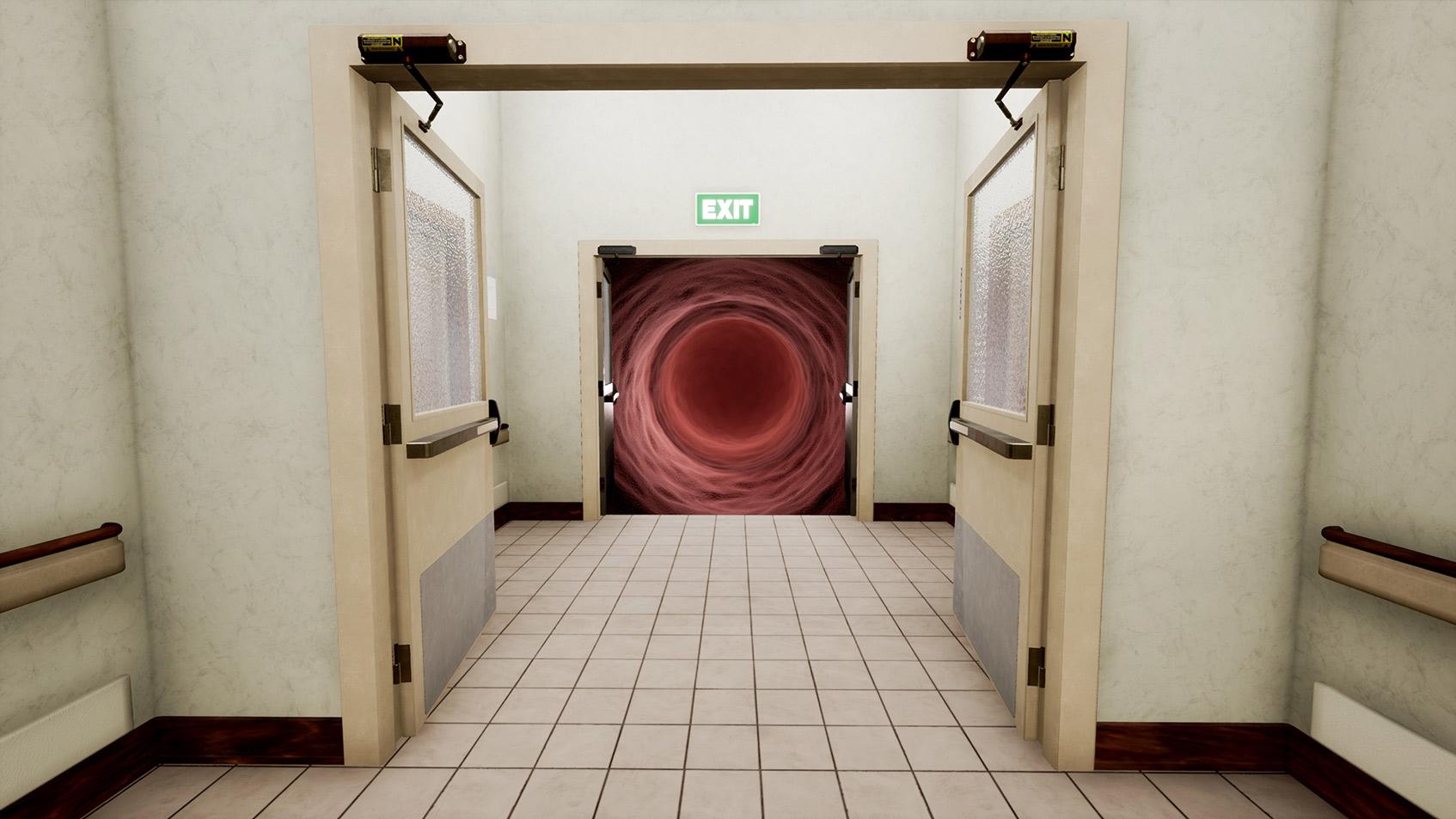 центр Марс инсталляция AES+F