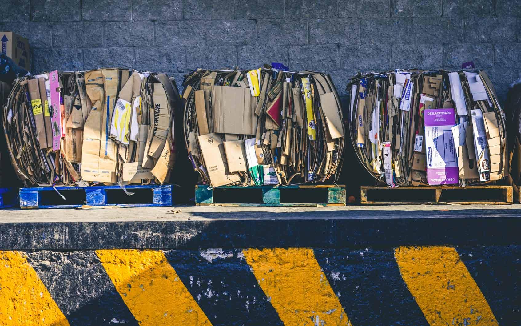 переработка отходов раздельный сбор мусора