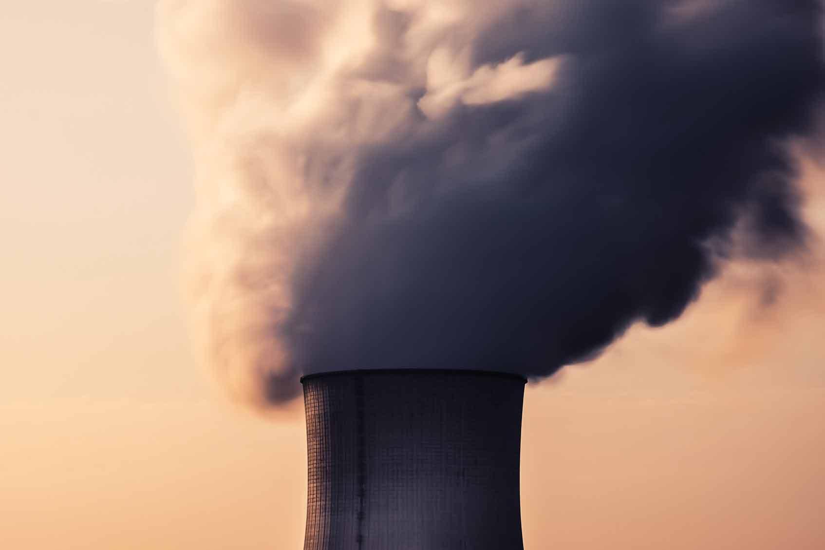 загрязнение воздуха сжигание мусора