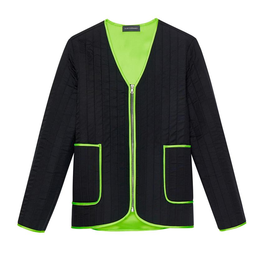 мужская куртка-ватник