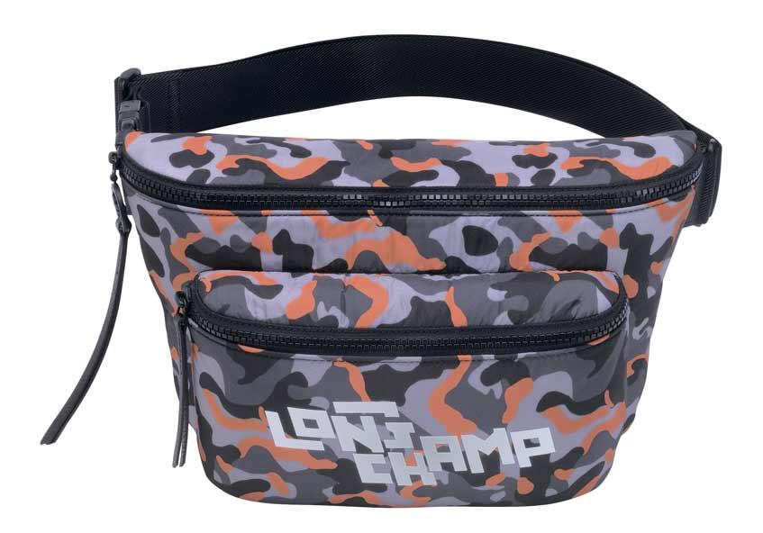 сумка на пояс longchamp, уличный стиль