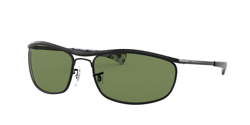 очки с зеленым стеклом