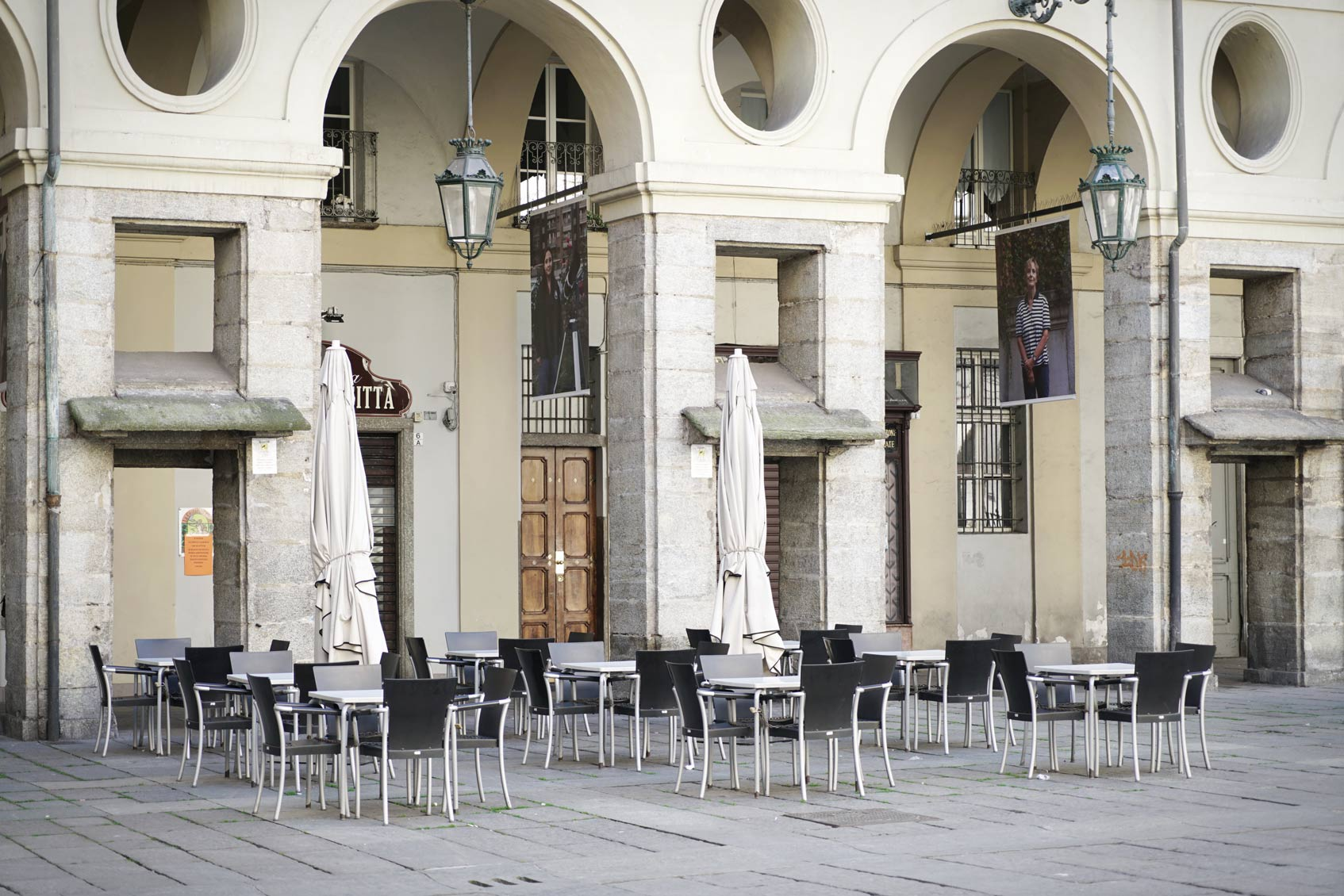 карантин в Турине