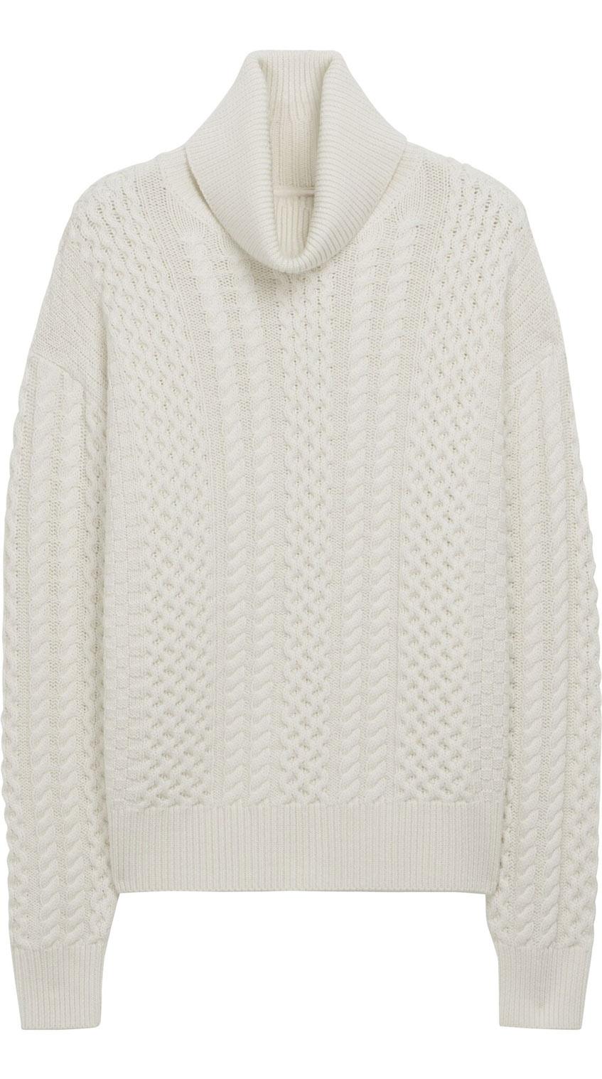 белый свитер suitsupply