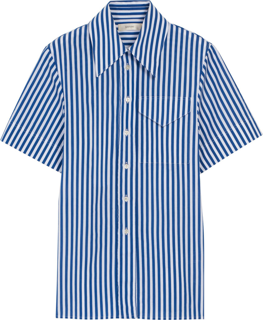 женская рубашка suitsupply