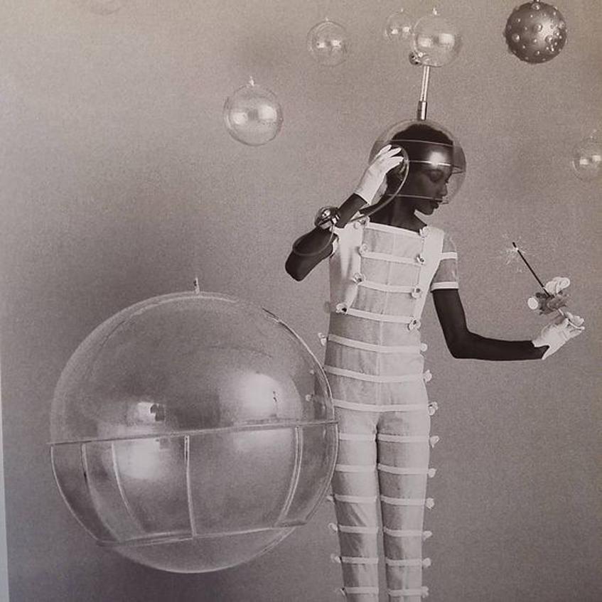 Какой видели моду будущего дизайнеры прошлых столетий