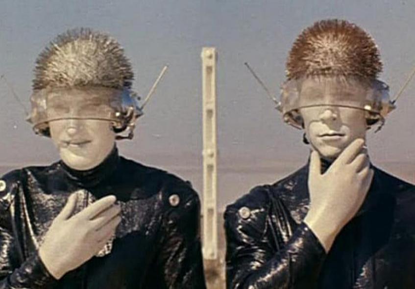 фильмы о роботах будущего