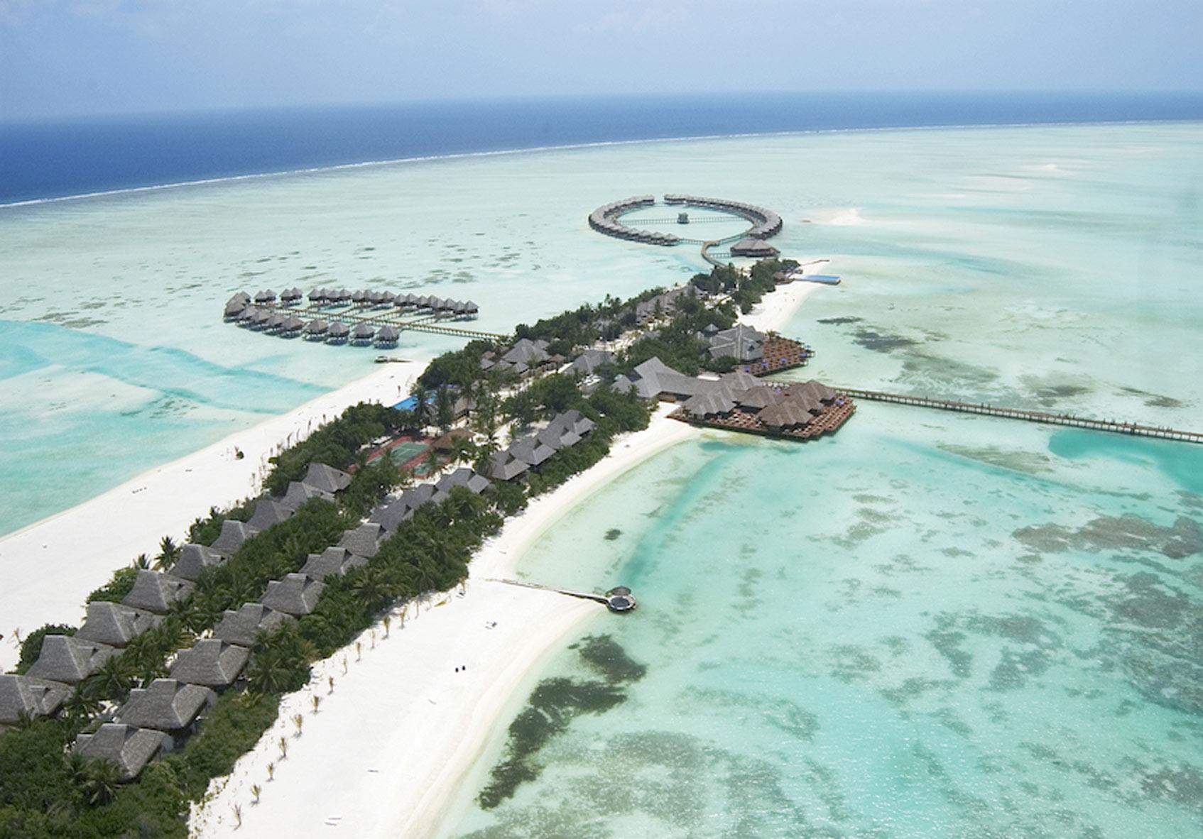 оставшиеся туристы улетели с Мальдив