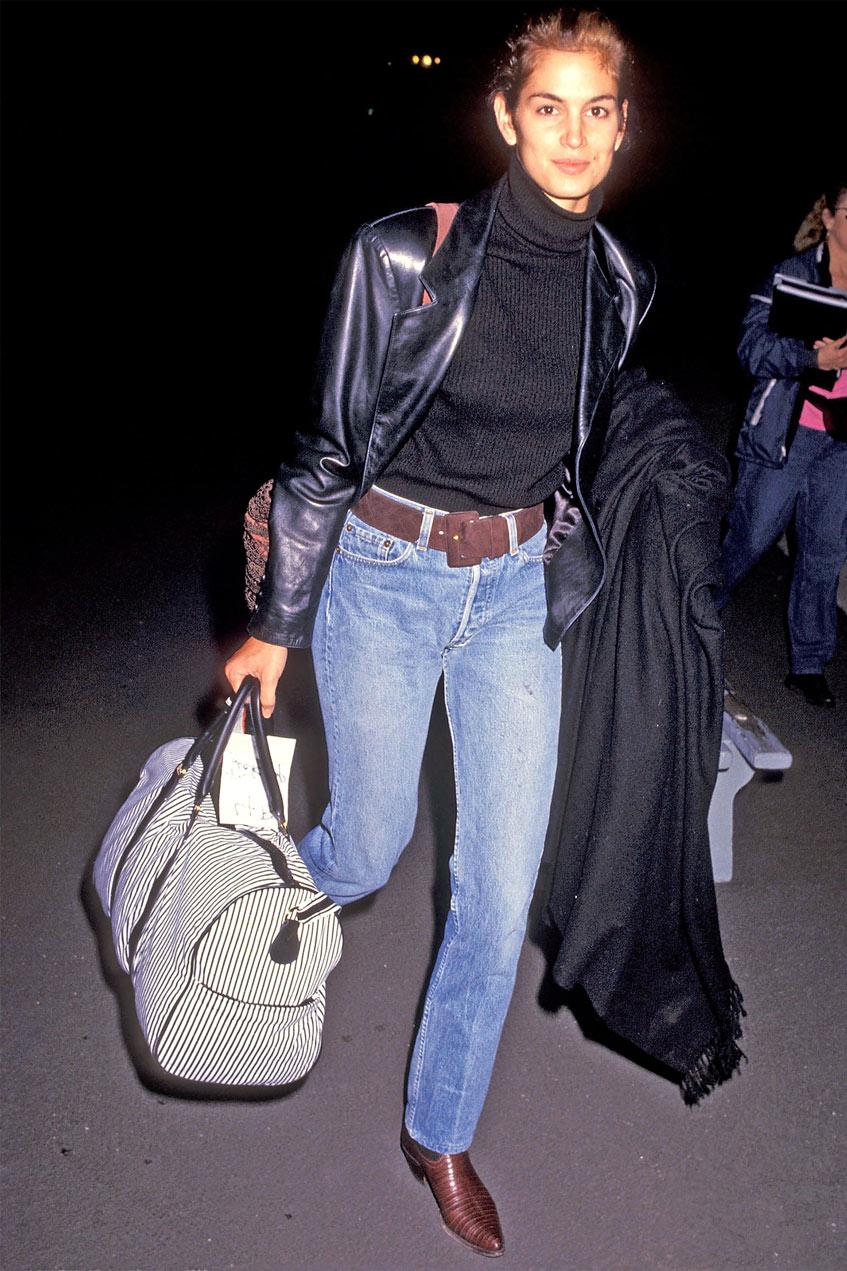 Синди Кроуфорд 90-е